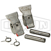 Dixon EZL200RPLKIT 2 Inch EZLink Armless Repair Kit