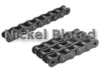 Nickel Plated Roller Chain