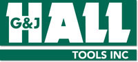 G&J Hall Hole Cutting Tools