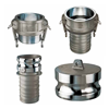 316 Stainless Steel Cam and Groove Couplings