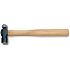 Nupla 9013 8 ounce Ball Pein Hammer Wood Handle