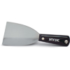 Hyde Tools 9489 Scraper, Flexible Blade - 3 inch
